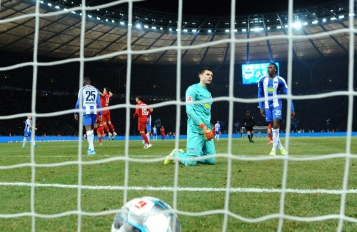 Bayern crush Hertha with second-half blitz