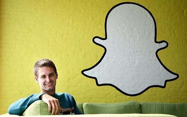 Snapchat valued at more than $15bn in latest fundraising