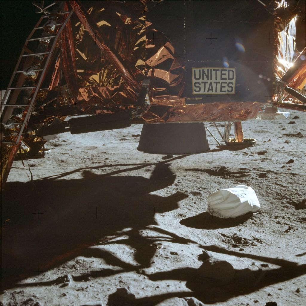 Apollo 11 Moon Landing - Cover