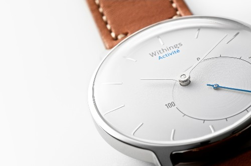 Withings Activité Pre-Order Puts A New Price On The Undercover Activity Tracker: $450