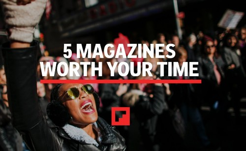 5 Magazines Worth Your Time: International Women's Day Edition