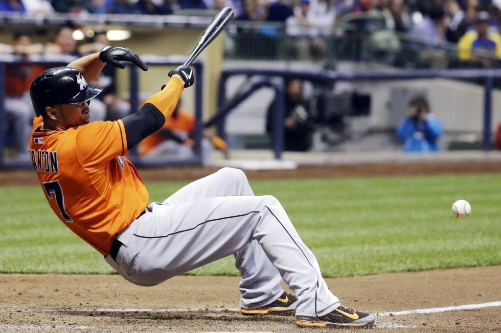Giancarlo Stanton Shut Down for Rest of 2014 Season with Facial Injuries