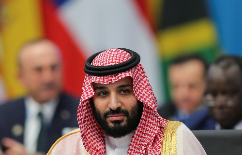 Saudi crown prince offers full support for Iraq's security - Iraq PM's office