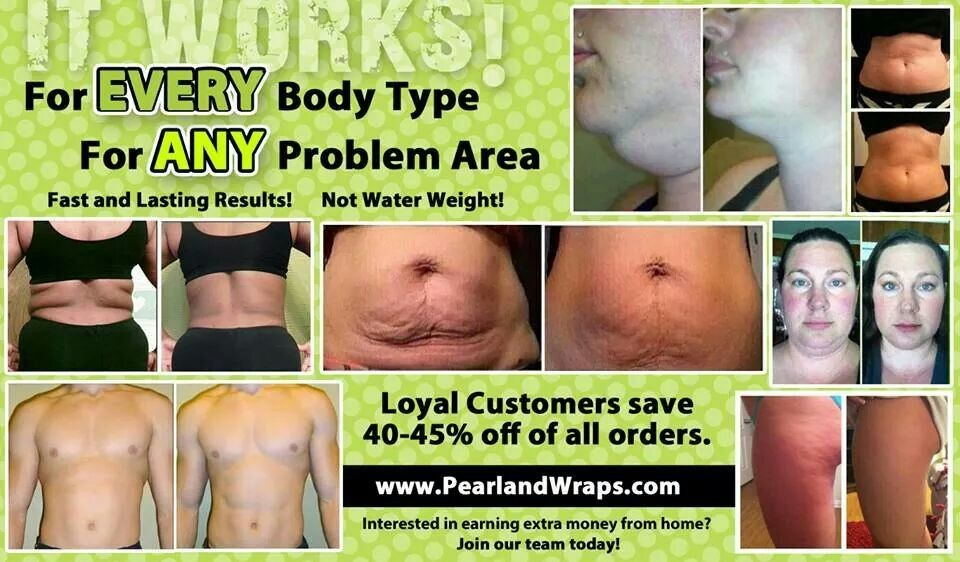 See results before #Halloween. #tighten skin - reduce #cellulite