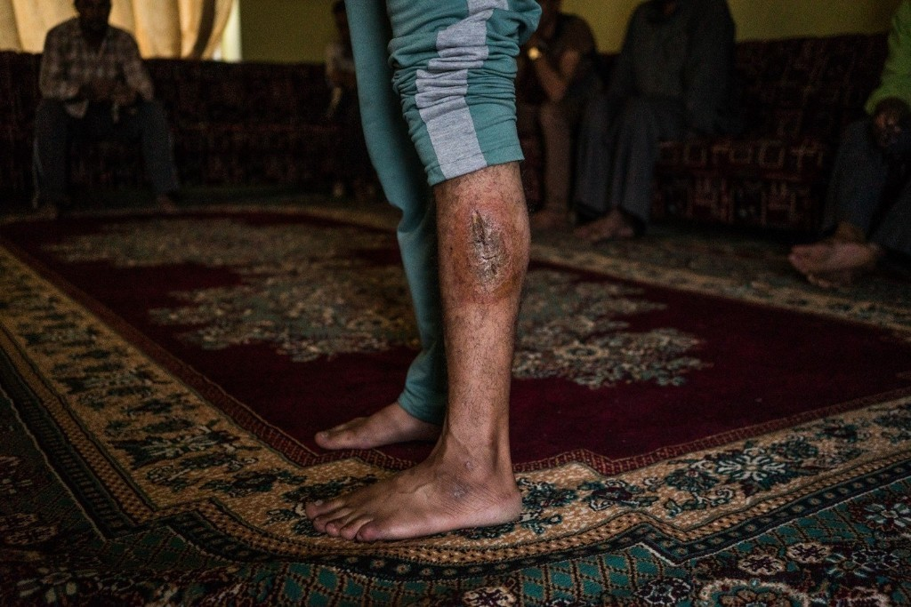 'I thought, this is it': One man's escape from an Islamic State mass execution