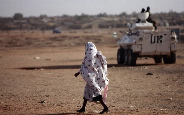 Sudanese soldiers accused of mass rape in Darfur