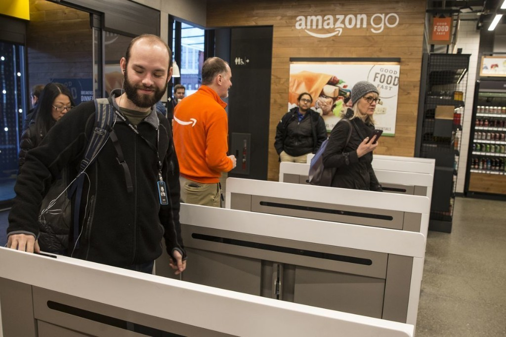 Amazon plans to open as many as six more cashierless Amazon Go stores this year