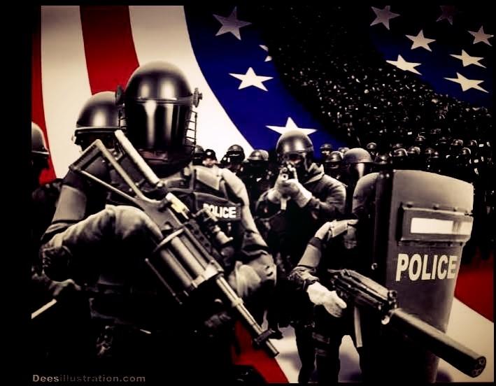 THE U.S. POLICE STATE