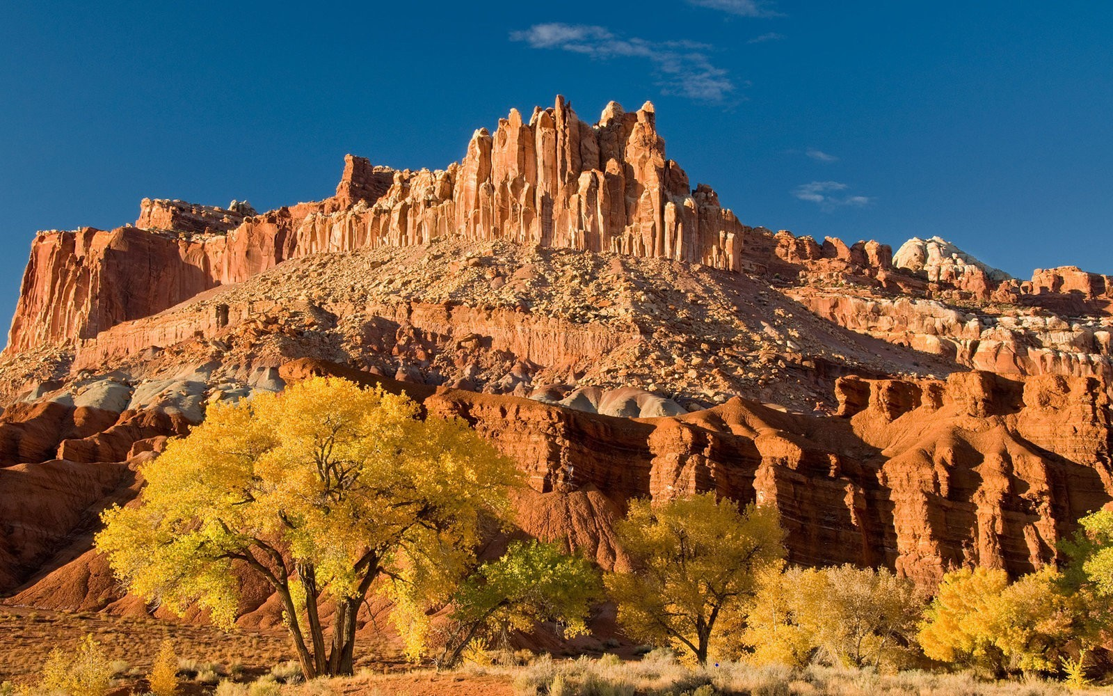 Eight Road Trips to Take This Fall