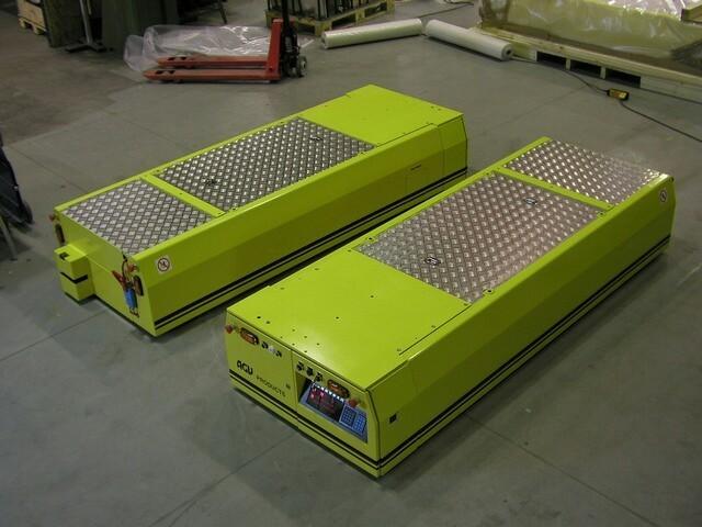 Small AGV