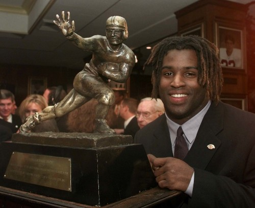 College football notebook: Ricky Williams' Heisman sold for $504K