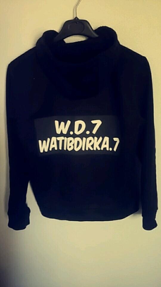 W.D.7 - Magazine cover