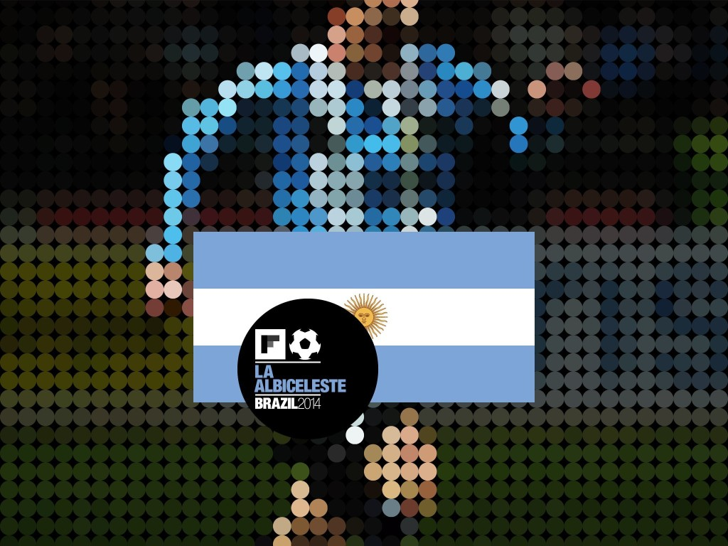 Argentina: World Cup 2014 - cover