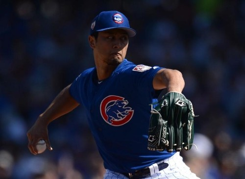 Spring training roundup: Darvish K's 6 in Cubs win