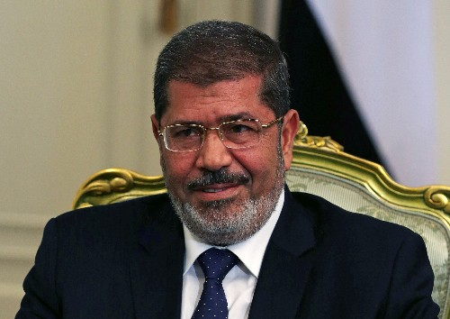 Amnesty International urges fair Egyptian inquiry into Mursi's death