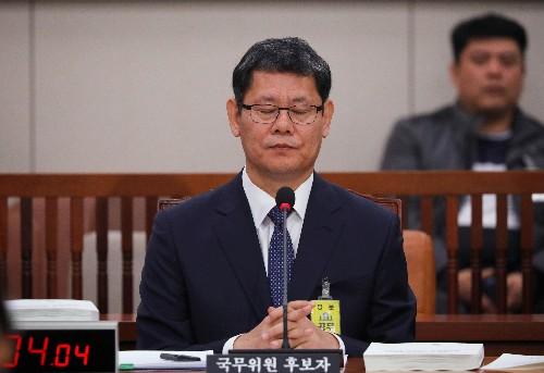 South Korea's new unification minister seeks 'creative solution' to North Korea: U.S. stalemate