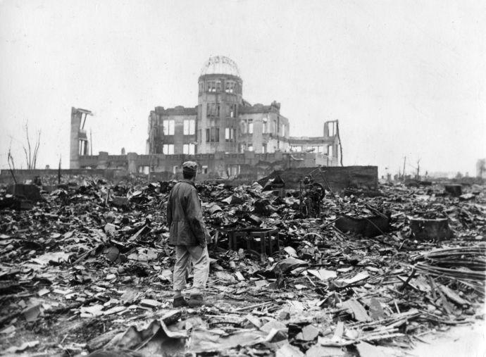 Hiroshima - Magazine cover
