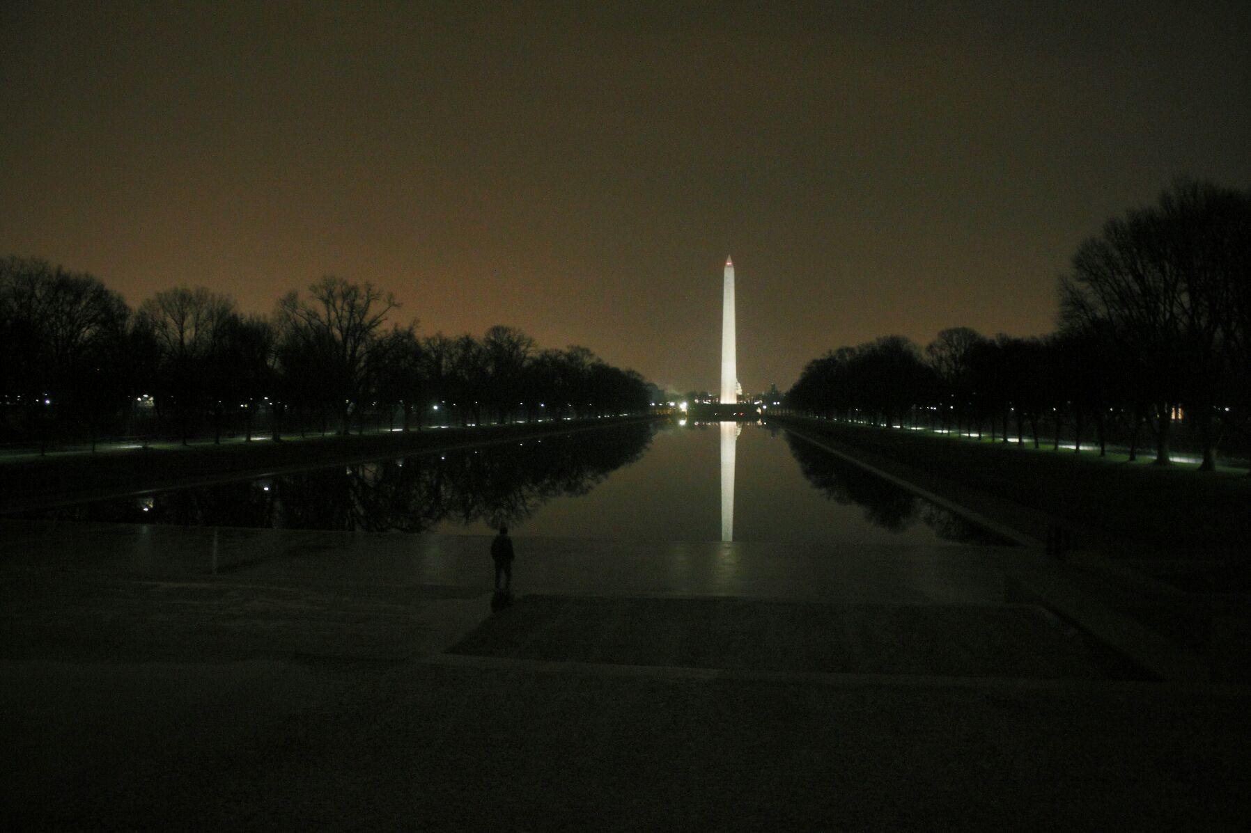 Washington Monument in D.C.