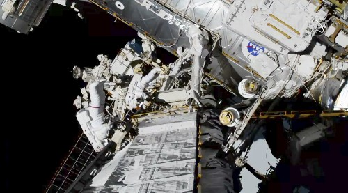 Big Ideas: All-Female Spacewalk Makes History and Brain-Computer Interface
