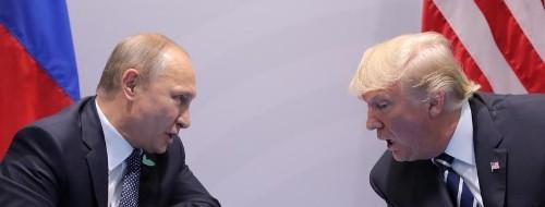 Trump e Putin encontram química e atraem críticas em primeiro encontro