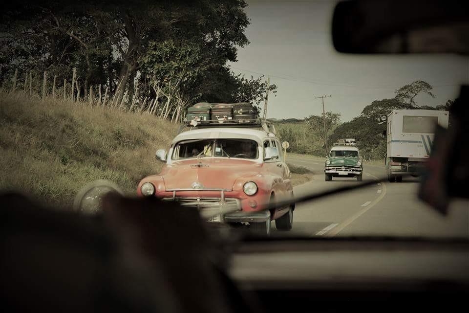Cuba Photography - Magazine cover