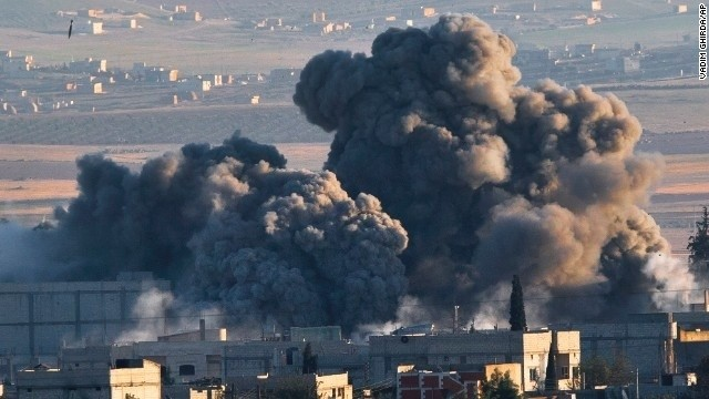 U.S.: Airstrikes in Iraq target ISIS leaders