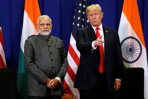 Trump, Modi discuss trade, Afghanistan: White House