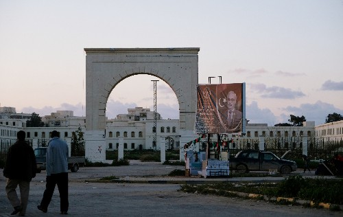 Where Libya's revolution began, many now yearn for a strong hand