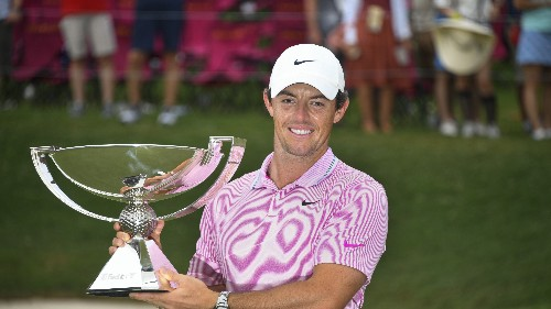 McIlroy ends season with a $15 million bang at East Lake