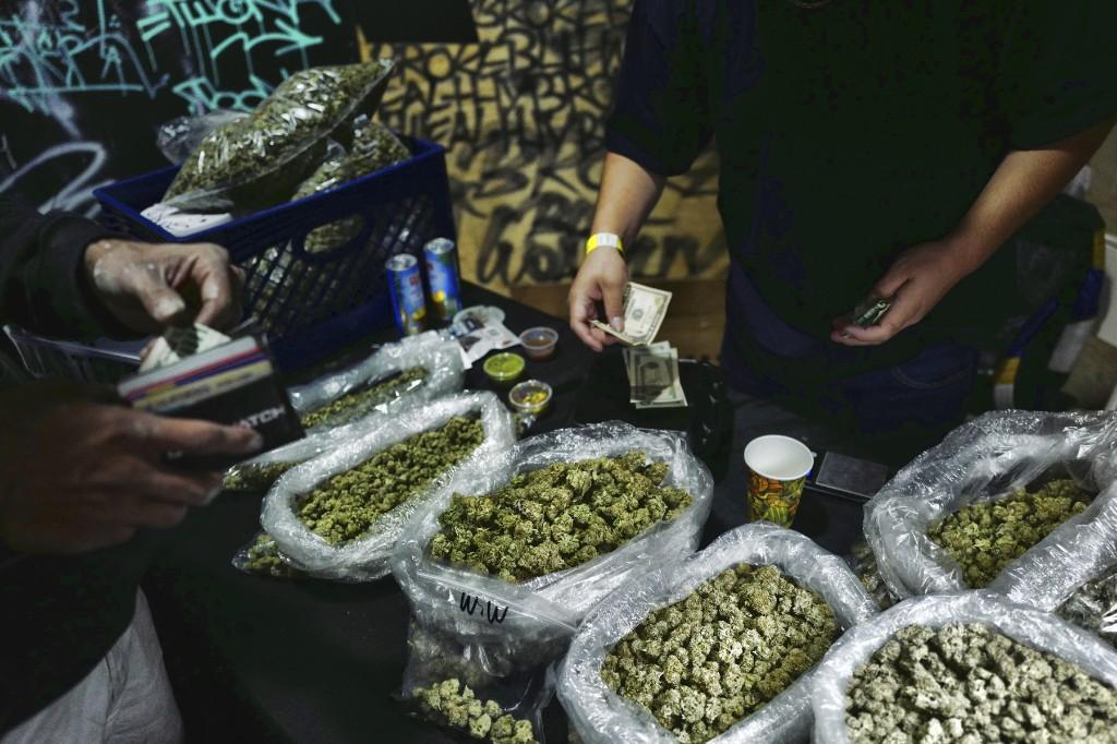 Election could stoke US marijuana market, sway Congress