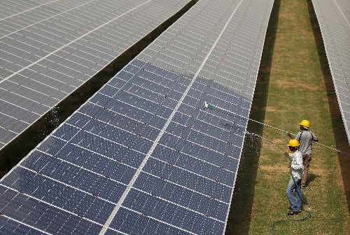India may give reprieve to solar projects delayed by coronavirus fallout