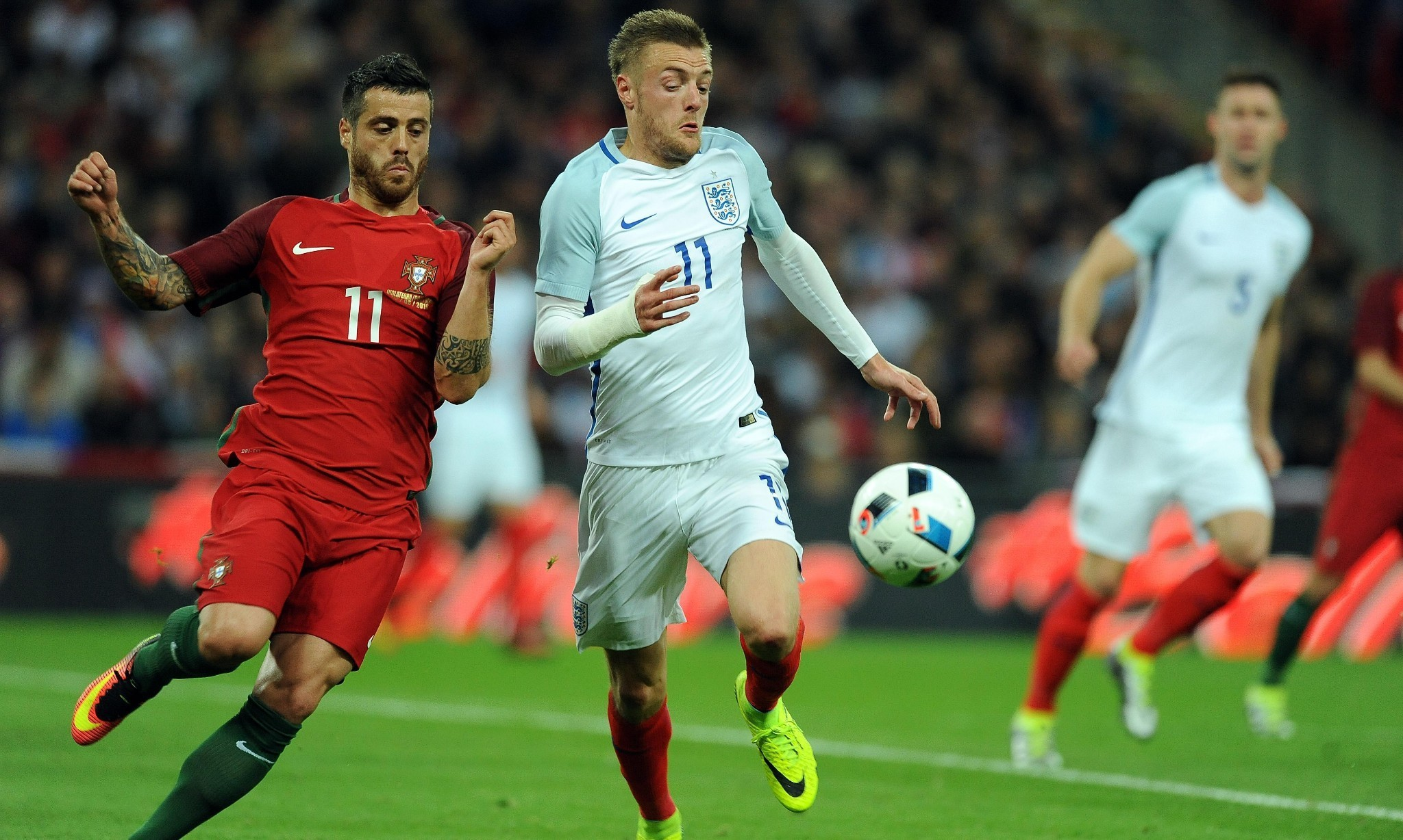 Jamie Vardy's proposed move to Arsenal may not be the fairytale ending