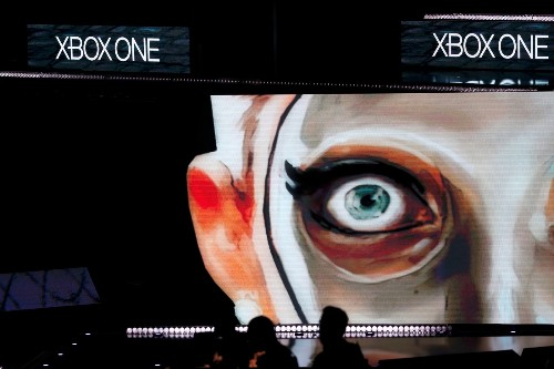New Games, Devices Unveiled at E3: Pictures