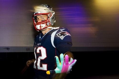 Tom Brady, Patriots Legend, in Pictures