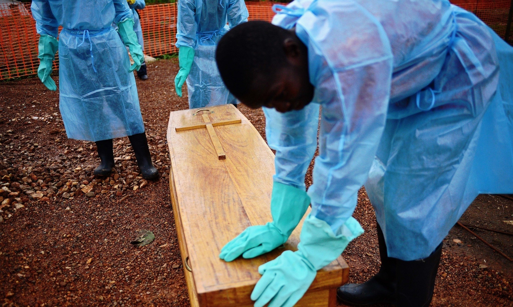 Life on the Ebola frontline: 'Things will never be the same in Sierra Leone'