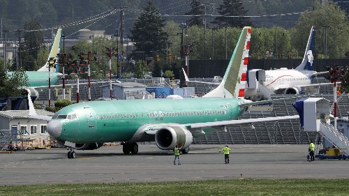 FAA puts out a call for pilots to test changes in Boeing jet