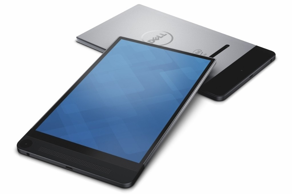 Dell's 6 millimeter thin tablet, the Venue 8 7000, now on sale
