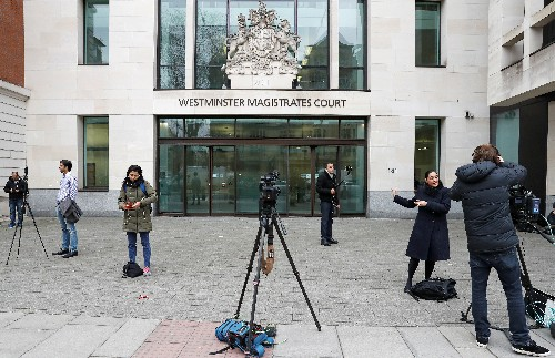 Billionaire Nirav Modi remanded in custody after London court appearance
