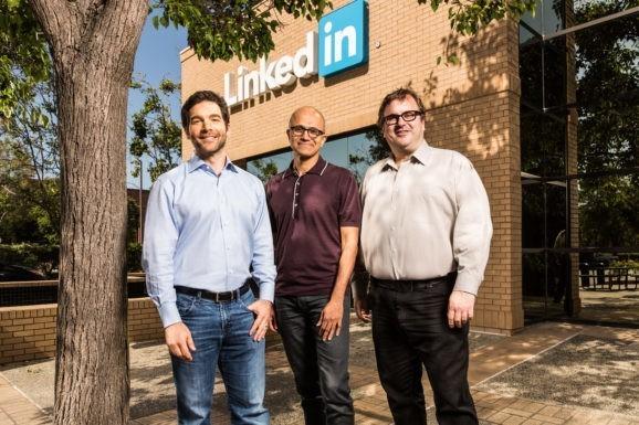 Salesforce lost LinkedIn bidding war but made Microsoft pay $4.7 billion more