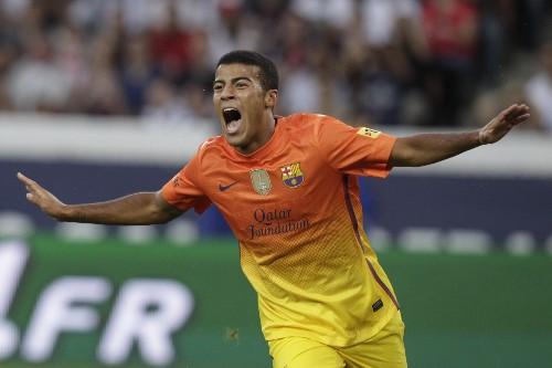 Soccer: Rafinha joins Celta, Sevilla sign Hernandez on deadline day