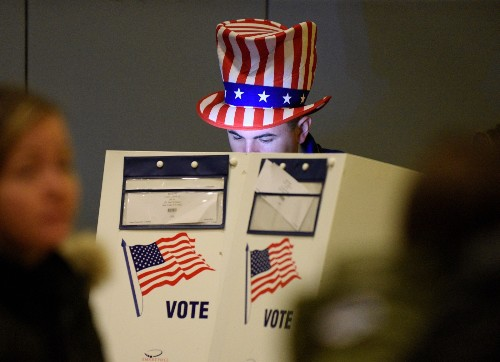 America Votes for President: Pictures