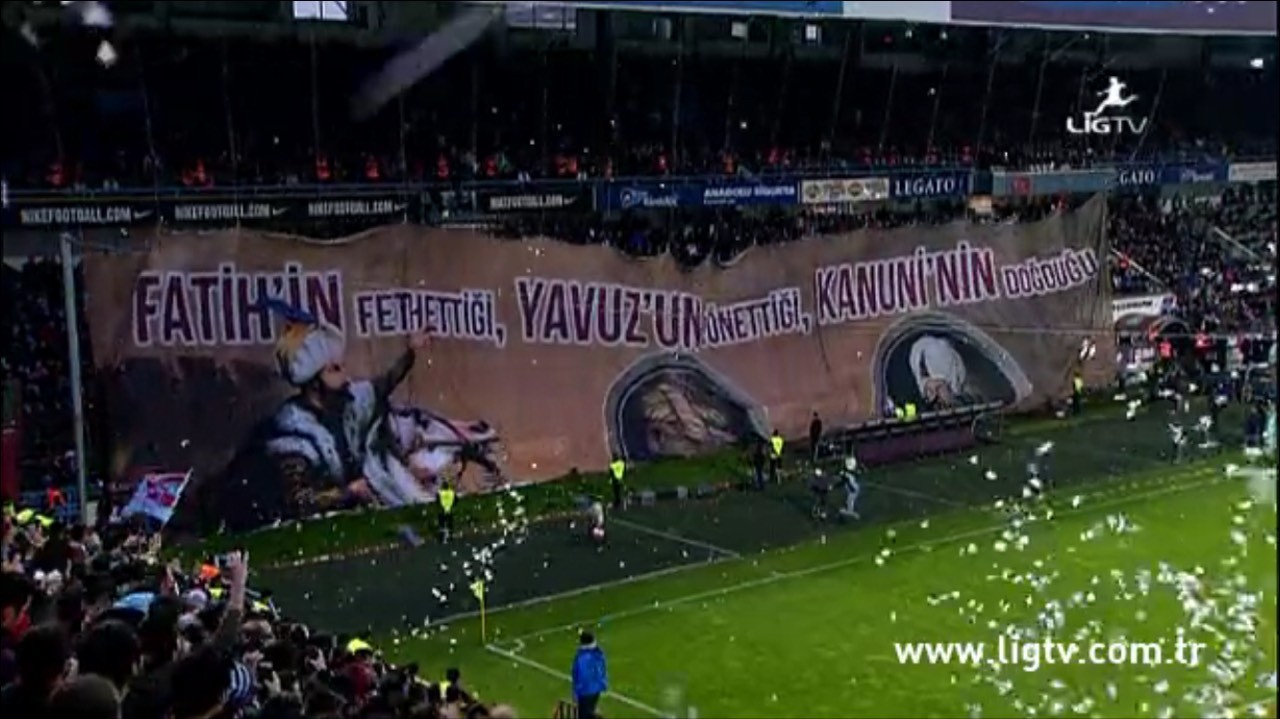 İşte Trabzon
