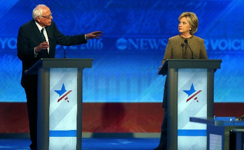 Democratic Debate Recap: Clinton Commands the Stage