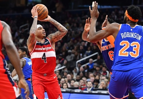 NBA notebook: Contact with ref costs Wizards' Thomas $25K