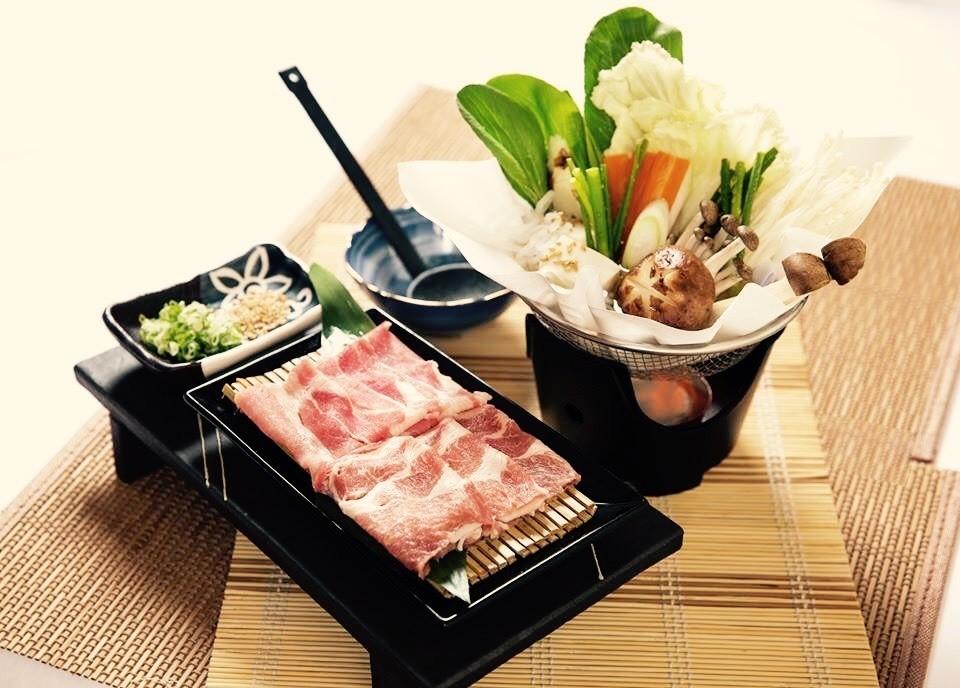 japanese foods - Magazine cover