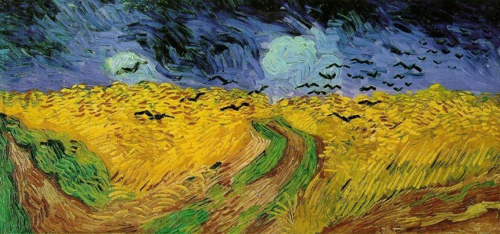 Quem está zoando com as cores dos quadros de Van Gogh?
