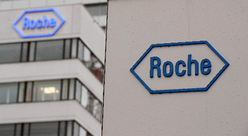 Roche personalized cancer treatment to cost about $204,560 a year