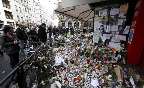 The Week in Review: Paris Shaken By Terror Attacks