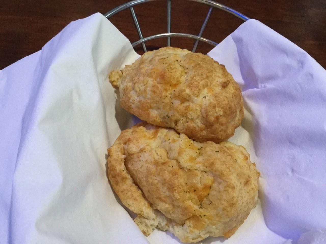 RL: cheesy bisquits