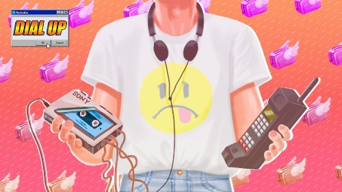 Dial Up - cover